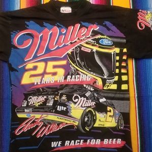 Vintage Nascar Rusty Wallace t shirt